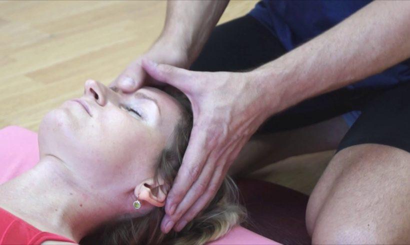 Обучение массажу Шиацу